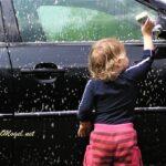 mycie samochodu